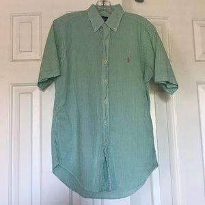 Ralph Lauren Boys Short Sleeve